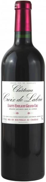 Château Croix de Labrie - 2007 Château Croix de Labrie Grand Cru Classé