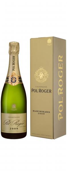 Champagne Pol Roger - 2009 Champagne Blanc de Blanc Vintage Doppelmagnum