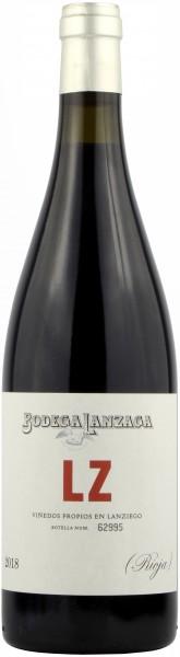 Telmo Rodriguez - 2019 Rioja 'LZ', Bodega Lanzaga