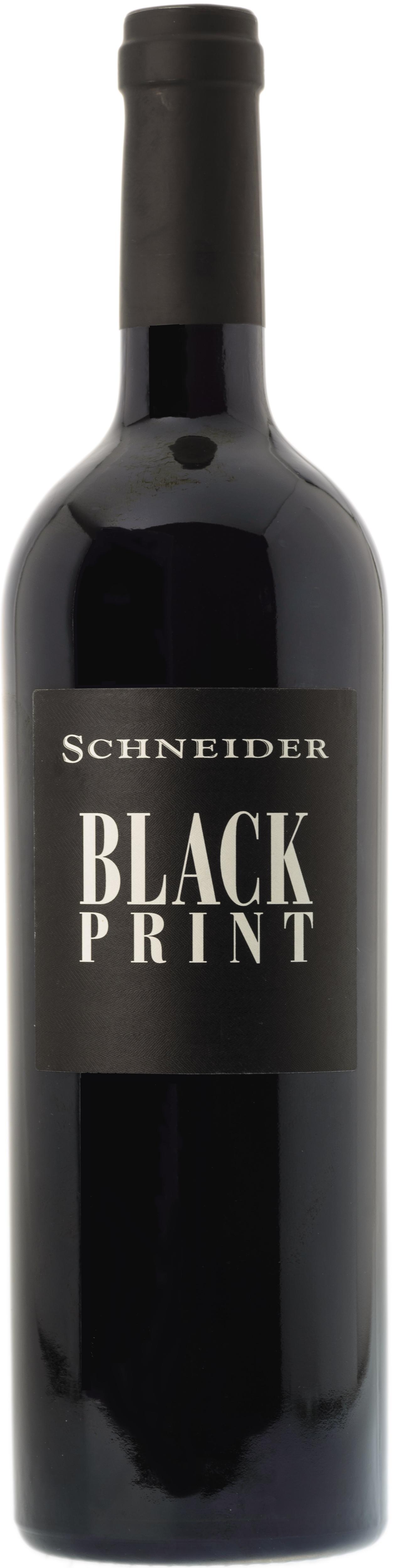 markus schneider 2016 black print wein direktimport scholz. Black Bedroom Furniture Sets. Home Design Ideas