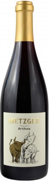 "Weingut Metzger - 2015 Pinot Noir ""Arthos"""