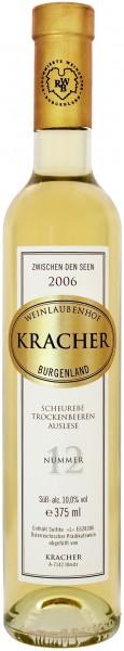 "Weingut Kracher - 2006 Scheurebe TBA Nr. 12 ""Zwischen den Seen"" 375 ml"
