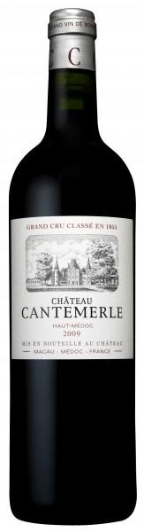 Château Cantemerle - 2009 Château Cantemerle Grand Cru Classé