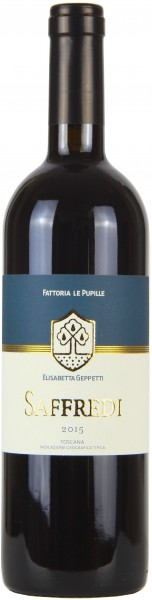 Fattoria Le Pupille - 2015 Toscana IGT Rosso 'Saffredi'