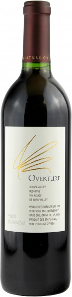 Opus One Winery - Overture Release 2018
