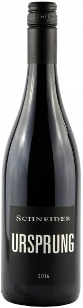 Markus Schneider - 2016 Ursprung Rotweincuvée