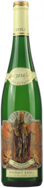 "Weingut Emmerich Knoll - 2016 Riesling Selection ""Ried Pfaffenberg"""