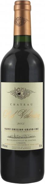 Château Rol-Valentin - 2005 Château Rol Valentin Grand Cru Classé