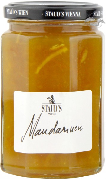 Staud's Wien - Mandarine Fruchtaufstrich 330 g