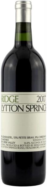 Ridge Vineyards - 2017 Lytton Springs