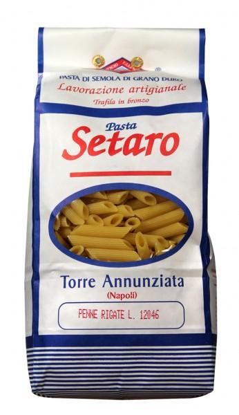 Pastificio Fratelli Setaro - Pasta Penne Rigate 1 kg
