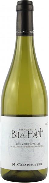 Domaine de Bila Haut - 2017 Les Vignes de Bila Haut Blanc, Côtes du Roussillon