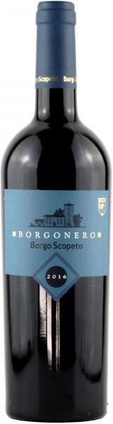 Borgo Scopeto - 2016 Borgonero