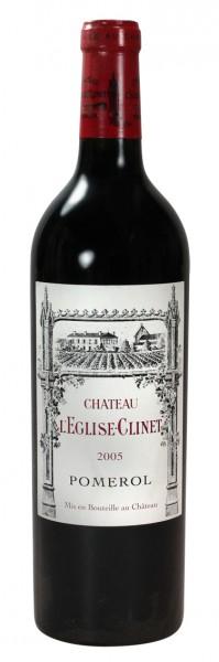 Château L'Eglise-Clinet - 2005 Château L`Eglise-Clinet Grand Cru Classé