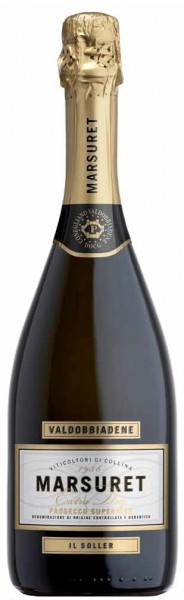Marsuret - Prosecco Spumante Extra Dry IL SOLLER