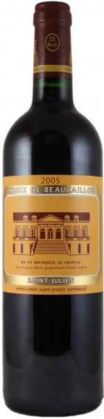 Château Ducru Beaucaillou - 2005 Château Croix de Beaucaillou Magnum
