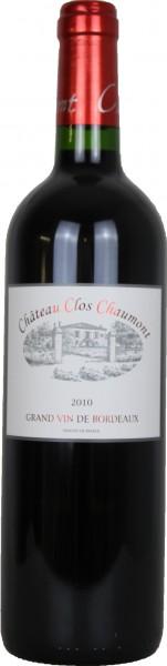 Château Clos Chaumont - 2010 Château Clos Chaumont