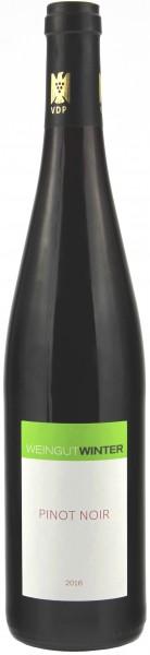 Weingut Winter - 2016 Pinot Noir trocken