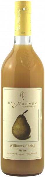 Obstkelterei Van Nahmen - Williams Christ, Birnensaft