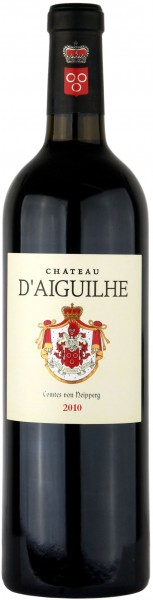 Château d'Aiguilhe - 2010 Côtes de Castillon AC
