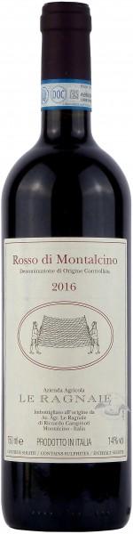 Azienda Agricola Le Ragnaie - 2016 Rosso di Montalcino