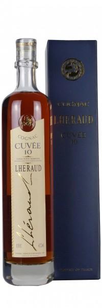 Cognac Lheraud, Domaine de Lasdoux - Cognac Cuvée 10 Renaissance