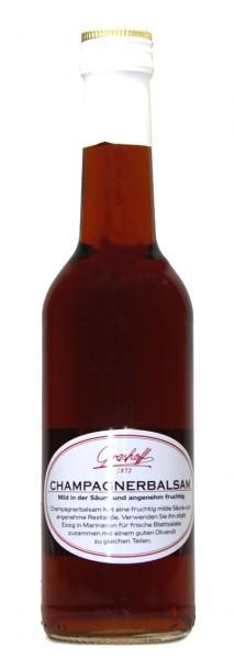 Grashoff Delikatessen - Edler Weinbalsam (ehemals Champagnerbalsam)