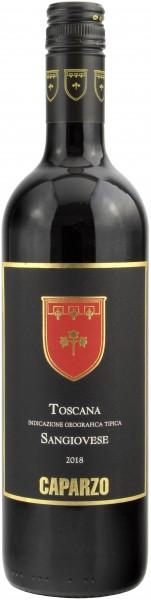 Caparzo - 2018 Sangiovese Rosso Toscana