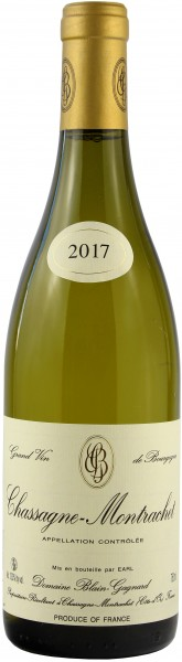 Domaine Blain-Gagnard - 2017 Chassagne-Montrachet Blanc
