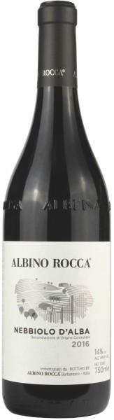 Albino Rocca - 2016 Nebbiolo d'Alba