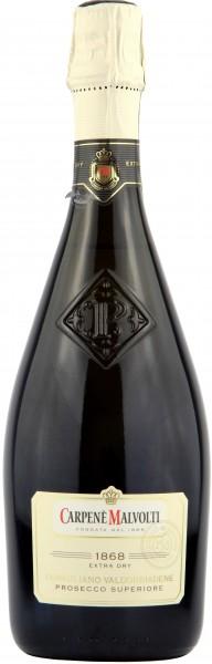 Carpenè Malvolti - 1868 Prosecco Spumante Superiore di Conegliano Valdobbiadene Extra Dry