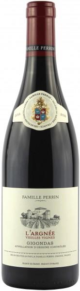 Château de Beaucastel/Familie Perrin - 2016 Gigondas 'L'Argnée' Vieilles Vignes Familie Perrin