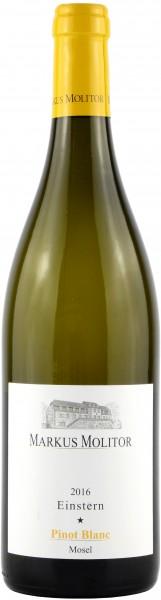 Weingut Markus Molitor - 2016 Pinot Blanc trocken Einstern*