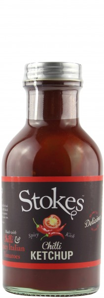 Stokes Sauces - Chilli Tomato Ketchup 249 ml