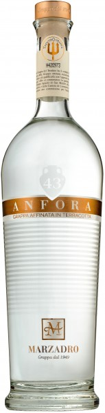 Distilleria Marzadro - Grappa Anfora 700 ml