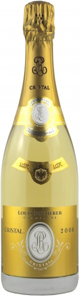 Champagne Louis Roederer - 2008 Cuvée Cristal Brut