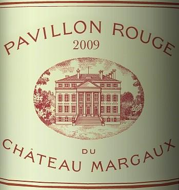 Château Margaux - 2009 Pavillon Rouge du Château Margaux
