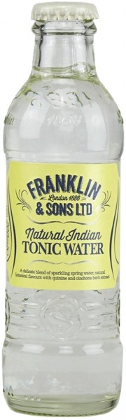 Franklin & Sons - Indian Tonic Water