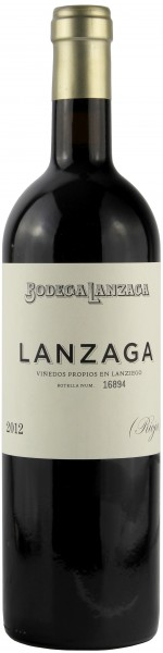 Telmo Rodriguez - 2012 Rioja 'Lanzaga', Bodega Lanzaga