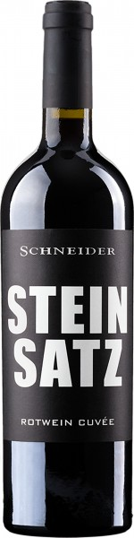 Markus Schneider - 2012 STEINSATZ Rotwein