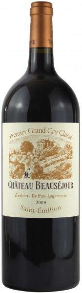 Château Beauséjour Duffau-Lagarosse - 2009 Château Beauséjour Duffau-Lagarosse 1er Grand Cru Classé Magnum