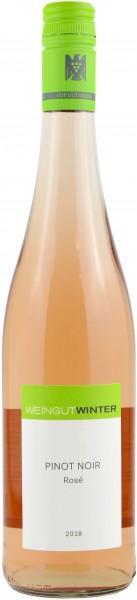 Weingut Winter - 2018 Pinot Noir Rosé trocken