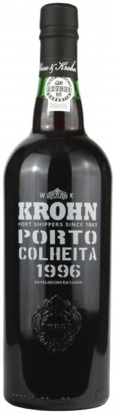 Krohn Port - Portwein Colheita 1996
