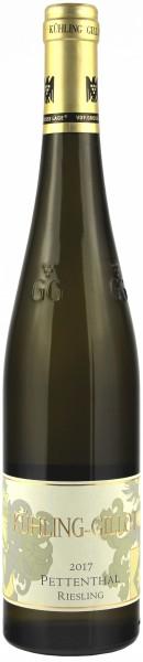 Weingut Kühling-Gillot, Bioweingut - 2017 Riesling trocken Pettenthal GG Magnum