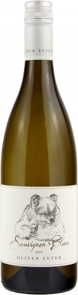 Weingut Oliver Zeter - 2018 Sauvignon Blanc trocken