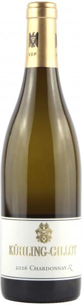 Weingut Kühling-Gillot, Bioweingut - 2016 Oppenheim Chardonnay trocken -R-