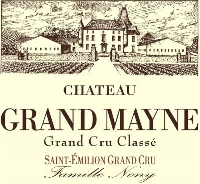 Château Grand-Mayne - 2005 Château Grand-Mayne Grand Cru Classé Impérial