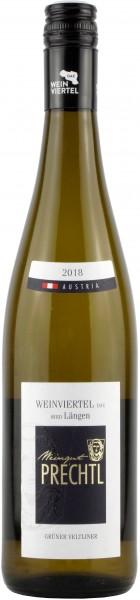 Weingut Prechtl - 2018 Grüner Veltliner trocken 'Ried Längen'