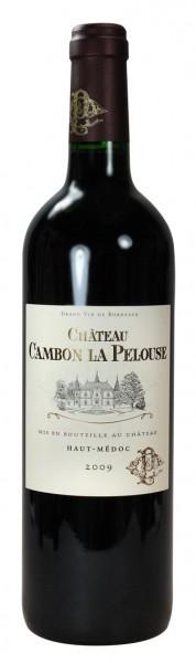 Château Cambon la Pelouse - 2009 Haut Médoc Cru Bourgeois 375 ml