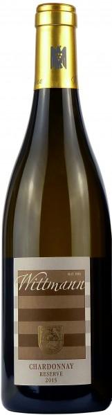 Weingut Wittmann, Bioweingut - 2015 Chardonnay Reserve trocken